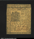 Colonial Notes:Delaware, Delaware May 1, 1777 20s Very Fine. A nice example from a s...