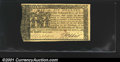 Colonial Notes:Maryland, Maryland April 10, 1774 $6 About New. Unusually high grade ...