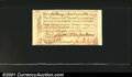 Colonial Notes:North Carolina, North Carolina December, 1771 2s6d Gem New. A simply gorgeo...