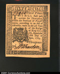 Colonial Notes:Pennsylvania, Pennsylvania June 18, 1764 3d Superb Gem New. An absolutely...
