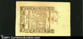Colonial Notes:Rhode Island, Rhode Island May, 1786 9d Superb Gem New. A second problem-...