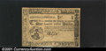 Colonial Notes:South Carolina, South Carolina December 23, 1776 $1 Gem New. A vivid, well ...