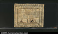 Colonial Notes:Virginia, Virginia October 16,1780 $400 Extremely Fine Damaged. There...
