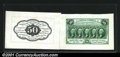 Fractional Currency:First Issue, Fr. 1313SP 50¢ First Issue Superb Gem New. A beautiful full...