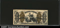 Fractional Currency:Third Issue, Fr. 1344 50¢ Third Issue Justice Extra Fine-About New. This...