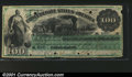 Confederate Notes:1861 Issues, T3 $100 1861. Ex: Dr. Walter B. Jones collection. There is ...