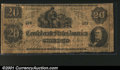 Confederate Notes:1862 Issues, T47 $20 1862. A very nice example of this type, now general...