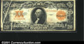 Error Notes:Large Size Errors, Fr. 1187 $20 1922 Gold Certificate. Fine-Very Fine. A pair ...