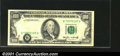 Error Notes:Shifted Third Printing, Fr. 2171-B $100 1985 Federal Reserve Note. Very Fine. The t...