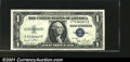 Error Notes:Skewed Reverse Printing, Fr. 1613 $1 1935D Silver Certificate. Gem Crisp Uncirculated....
