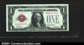 Small Size:Legal Tender Notes, Fr. 1500 $1 1928 Legal Tender. Choice Crisp Uncirculated.