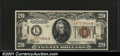 Small Size:World War II Emergency Notes, Fr. 2305 $20 1934A Hawaii Federal Reserve Note. Choice Crisp ...
