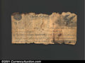 Act of December 26, 1814 $100 Treasury Note Fair. A cut-cancelled example of this rare issue that was authorized near th...