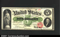 Large Size:Legal Tender Notes, Fr. 61a $5 1862 Legal Tender Gem New. This is the first of ...