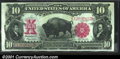 Large Size:Legal Tender Notes, Fr. 120 $10 1901 Legal Tender Superb Gem New. This is just ...