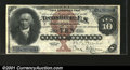 Large Size:Silver Certificates, Fr. 288 $10 1880 Silver Certificate Superb Gem New. This is...