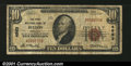 National Bank Notes:Kentucky, Fulton, KY - $10 1929 Ty. 1 The First NB Ch. # 4563An...