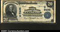 National Bank Notes:Kentucky, Glasgow, KY - $20 1902 Plain Back Fr. 659 The Trigg NB ...