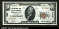 National Bank Notes:Kentucky, Lexington, KY - $10 1929 Ty. 2 First NB & TC Ch. # 906...