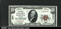 National Bank Notes:Kentucky, Lexington, KY - $10 1929 Ty. 1 The Second NB Ch. # 2901...