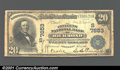 National Bank Notes:Kentucky, Richmond, KY - $20 1902 Date Back Fr. 642 The Citizens NB...