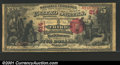 National Bank Notes:Maryland, Baltimore, MD - $5 1875 Fr. 404 The Third NB Ch. # 814 ...