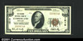 National Bank Notes:Maryland, Cumberland, MD - $10 1929 Ty. 1 Second NB Ch. #1519...