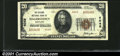 National Bank Notes:Maryland, Hagerstown, MD - $20 1929 Ty. 2 Second NB Ch. # 4049W...