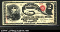 National Bank Notes:Missouri, California, MO - $2 Original Fr. 389 The California NB ...