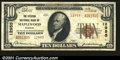 National Bank Notes:Missouri, Maplewood, MO - $10 1929 Ty. 2 The Citizens NB Ch. # 12...
