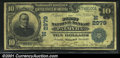 National Bank Notes:Missouri, Palmyra, MO - $10 1902 Date Back Fr. 616 The First NB C...