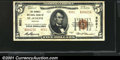 National Bank Notes:Missouri, St. Joseph, MO - $5 1929 Ty. 2 Burnes NB Ch. # 8021A ...