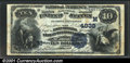 National Bank Notes:Missouri, St. Joseph, MO - $10 1882 Date Back Fr. 542 First NB of B...