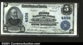 National Bank Notes:Missouri, St. Joseph, MO - $5 1902 Plain Back Fr. 605 The First NB...