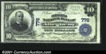 National Bank Notes:Pennsylvania, Allegheny, PA - $10 1902 Fr. 624 The Second NB Ch. # 77...