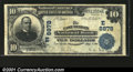 National Bank Notes:Pennsylvania, East Berlin, PA - $10 1902 Plain Back Fr. 624 The East Be...