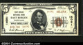National Bank Notes:Pennsylvania, East Berlin, PA - $5 1929 Ty. 2 East Berlin NB Ch. # 14...