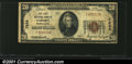 National Bank Notes:Pennsylvania, Export, PA - $20 1929 Ty. 1 The First NB Ch. # 7624A ...