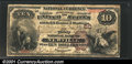 National Bank Notes:Pennsylvania, Newville, PA - $10 1882 Brown Back Fr. 479 First NB Ch....