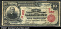 National Bank Notes:Pennsylvania, Pittsburgh, PA - $10 1902 Red Seal Fr. 613 The Second NB...