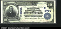 National Bank Notes:Pennsylvania, Sharon, PA - $10 1902 Plain Back Fr. 626 The McDowell NB...