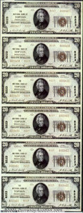 National Bank Notes:Pennsylvania, Topton, PA- $20 1929 Ty. 2 The NB of Topton Ch. # 8223 ...