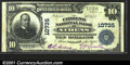 National Bank Notes:Tennessee, Athens, TN - $10 1902 Plain Back Fr. 631 The Citizens NB...