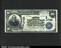 National Bank Notes:Tennessee, Bristol, TN - $10 1902 Plain Back Fr. 624 The First NB ...