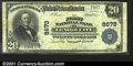 National Bank Notes:Tennessee, Lenoir City, TN - $20 1902 Plain Back Fr. 652 The First N...