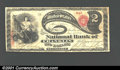 Franklin, TN - $2 Original Fr. 389 The NB of Franklin Ch. # 1834 A very rare note, as this example is one of only six L...