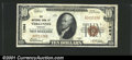 National Bank Notes:Vermont, A trio of Vermont Notes, including $10 1929 Ty. 1 NB of M...