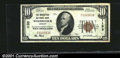 National Bank Notes:Vermont, Woodstock, VT - $10 1929 Ty. 1 The Woodstock NB Ch. # 1...