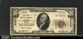 National Bank Notes:Virginia, Crewe, VA - $10 1929 Ty. 1 The First NB Ch. # 9455A s...