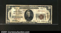 National Bank Notes:Virginia, Richlands, VA - $20 1929 Ty. 1 First NB Ch. # 10850A ...